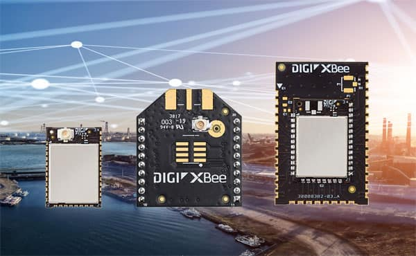Image of Digi International's Digi XBee® Ecosystem
