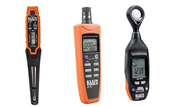 Image of Klein Tools' Specialty Measurement Meters