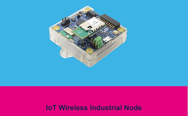 Image of STMicro's STWIN SensorTile Wireless Kit