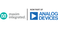 Image of Maxim Integrated color logo